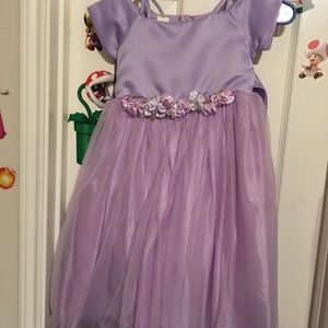 Other - Lavender tulle dress size 6